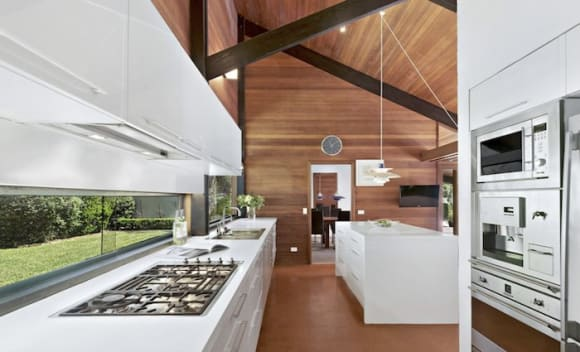 Russell Jack-designed Pymble Sydney School home for sale for first time in two decades