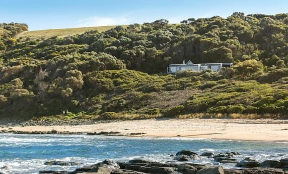 Cape Otway cottage listed with record price hopes