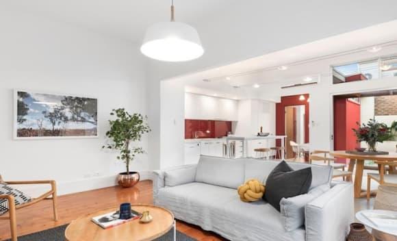 Comedian Andy Lee sells renovated Seddon home