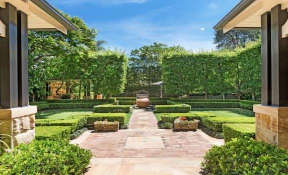 Killara trophy home in Peter Fudge gardens listed
