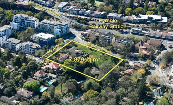 Chinese residential developer defaults on Everton, Pymble project
