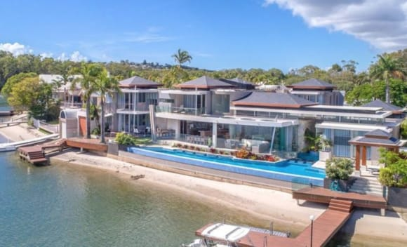 Noosa record smashed with  million plus sale