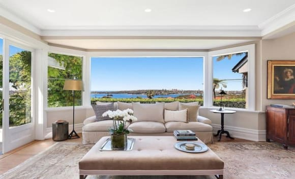 One of Mosman's priciest non-waterfront homes sells
