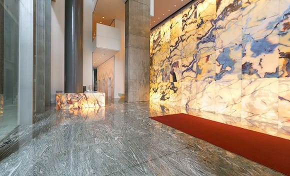 New trend sees New York style foyers for Sydney apartments