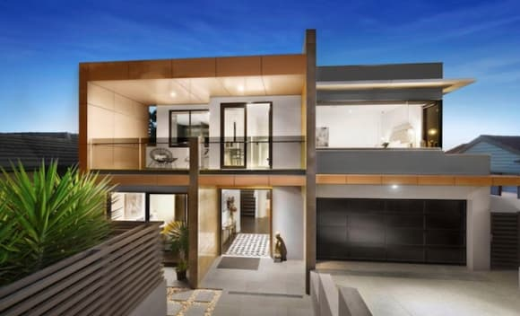 Melbourne based model Megan Gale continues to shuffle property portfolio
