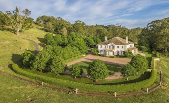 Singapore-inspired Southern Highlands trophy home Mandalay for sale