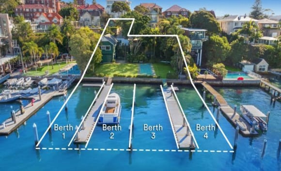 O'Neil's Point Piper boatshed sells after  million hopes