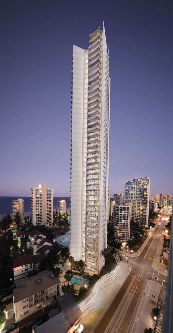 Citimark Properties gains funding for 0 million Surfers Paradise building