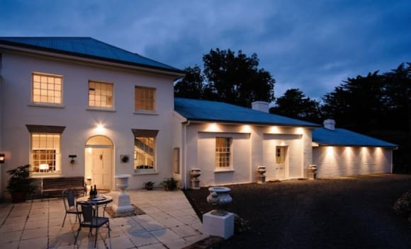 Tasmania's Woodbridge Boutique Hotel for sale