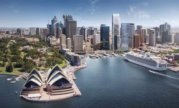 Lendlease lodges application for new Circular Quay office tower