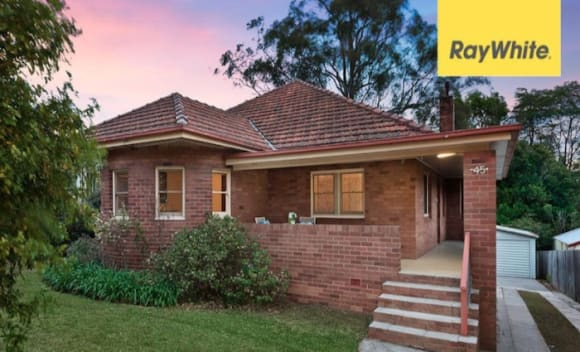 Pennant Hills-Epping region scores highest in home value growth in NSW in 10 years: CoreLogic