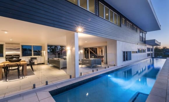 Seven Hills home listed by Lendlease director Matthew Wallace