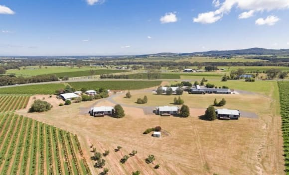 Adina Vineyard, Lovedale sold for  million