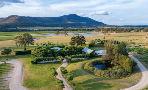 Krinklewood Biodynamic Vineyard to be sold