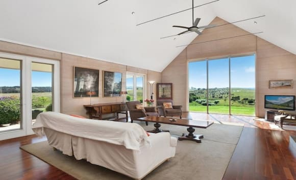 Alan Higgs-designed Gundaroo, Southern Tablelands home for sale