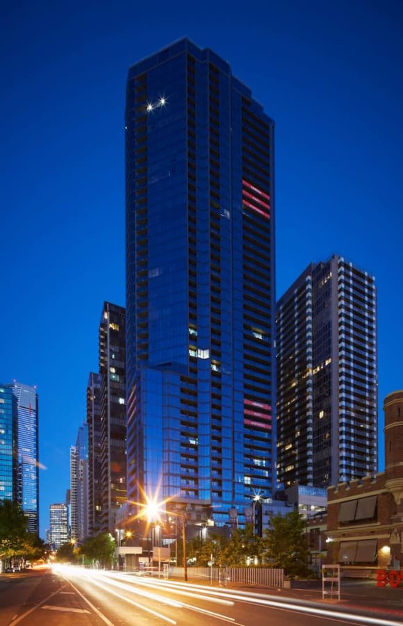 Multiplex complete Southbank Central for Central Equity