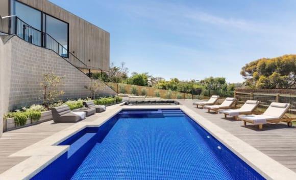 Sorrento's Parkside Beach House listed