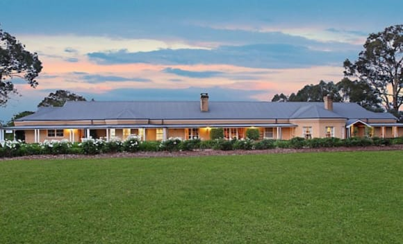 .5 million hopes for Pokolbin estate listed by Vinden family