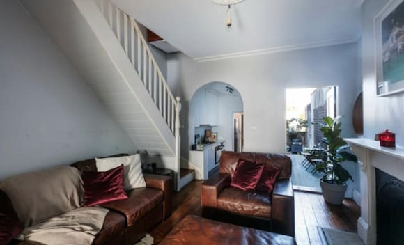 Comedian Libbi Gorr and TV producer husband buy Surry Hills terrace