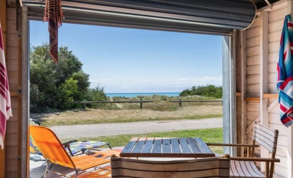 Rye boatshed offered as investment for fun in the sun