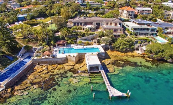 The 25 most expensive house sales of 2017 across Australia