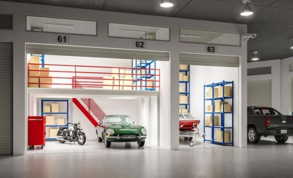 Strata storage units at Cromer on sale from ,000