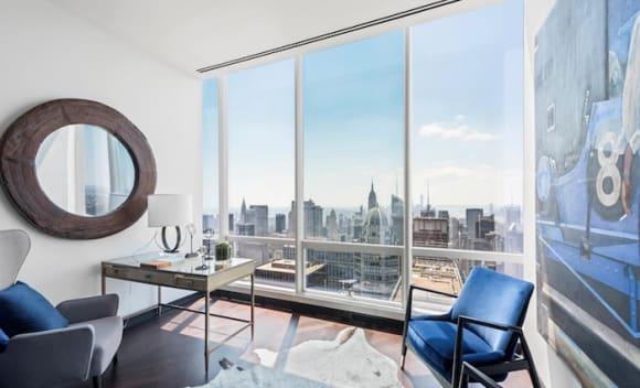 David Lowy upgrades in New York's One57