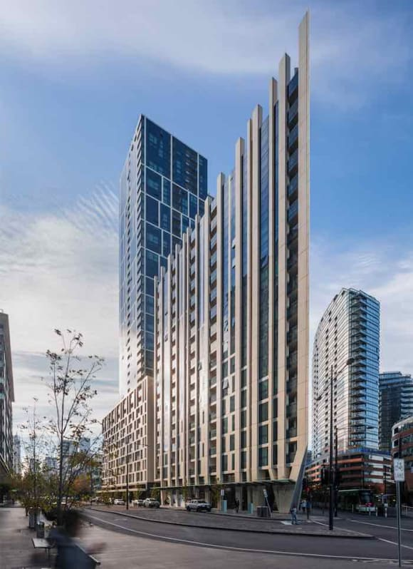 Lendlease's 888 Collins wins UDIA accolade