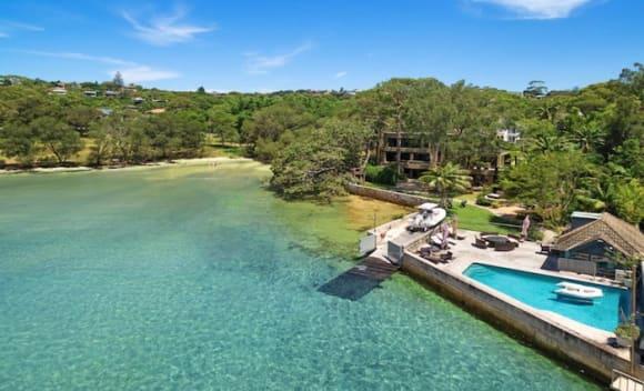 Mystery  million Vaucluse buyer hotel developer Jerry Schwartz