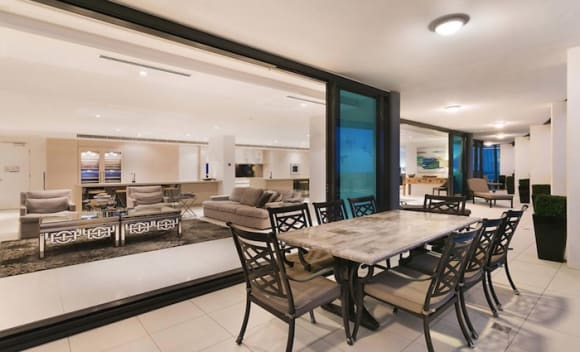 Soul sub-penthouse of Abercrombie Group boss for sale