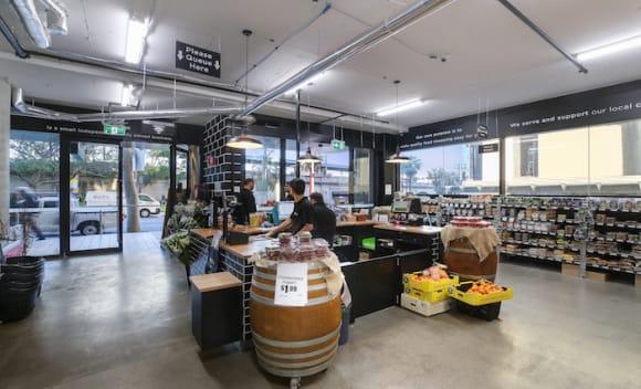 Boutique Milson's Point supermarket set for auction