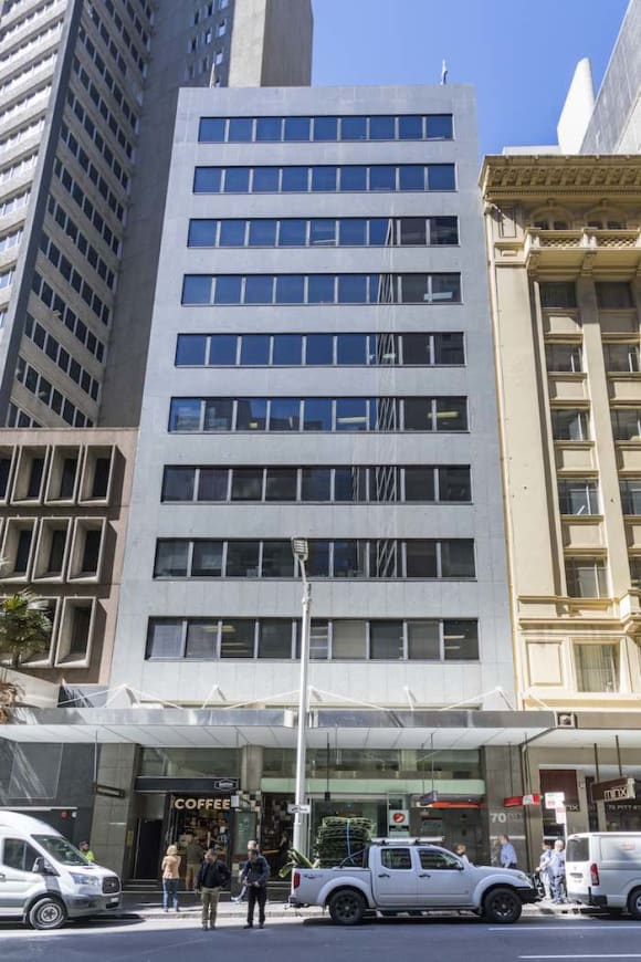 Strata owners come together to sell Pitt Street office tower