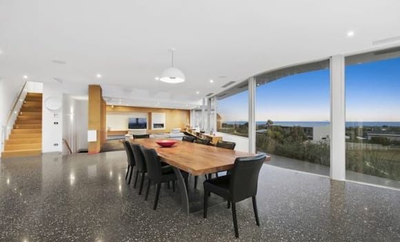 Jan Juc trophy home with ocean views stuck on market for over a year
