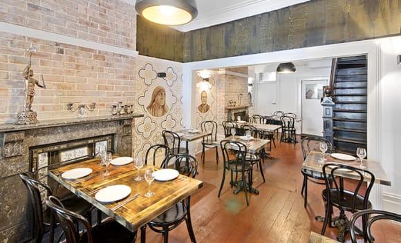 Former Alfie & Hetty restaurant in Glebe for sale