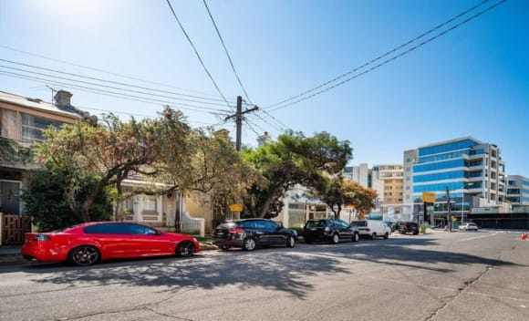 Six combined Bondi Junction lots with  million expectations