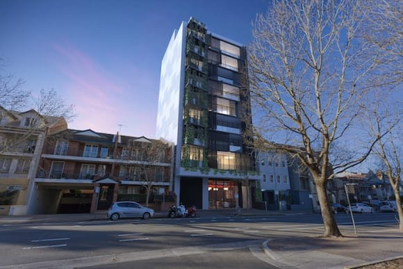 Residential construction activity remains buoyant in Sydney
