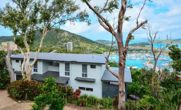 Hamilton Island holiday home The Vue listed by Melbourne property developers