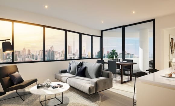 Growland's first two Victoria Square Footscray towers nearly sold out