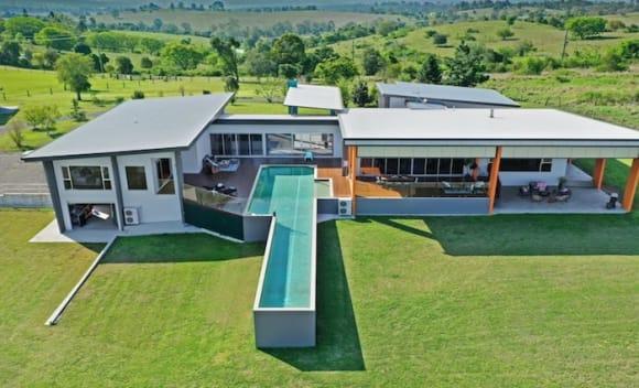 Luxury Scenic Rim, Queensland hinterland home listed