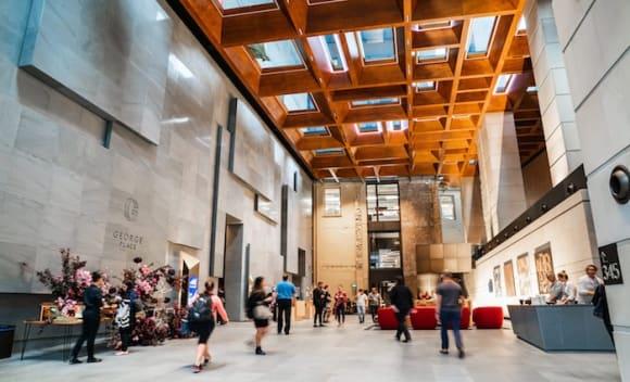 ISPT unveil  million George Place precinct in Sydney