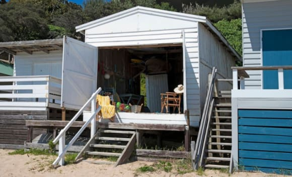 Portsea boatshed sells for just shy of <img src=