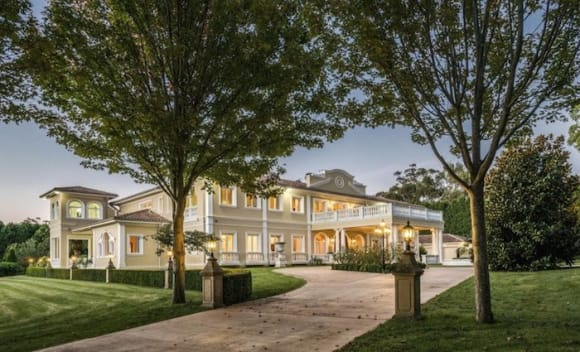 Bowral grand manor Bellagio sells for over  million