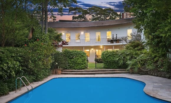 James Packer cashes out of Sydney with Rosemont Avenue, Woollahra sale