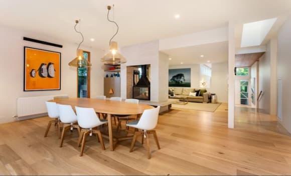 Award-winning Fiona Lynch home in Hawthorn sells