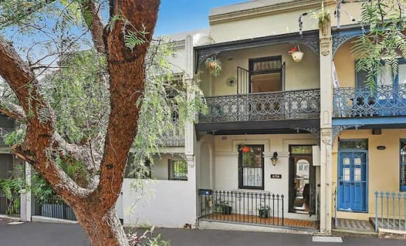 Paddington terrace listed by Chic team member