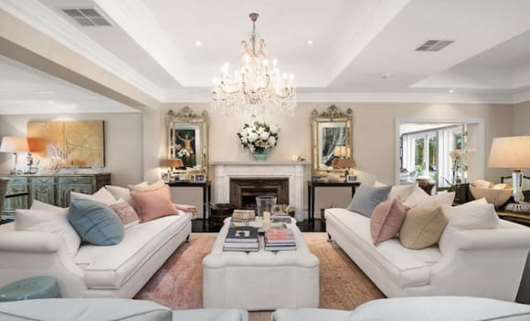 ASX chief Dominic Stevens lists in Bellevue Hill with  million hopes