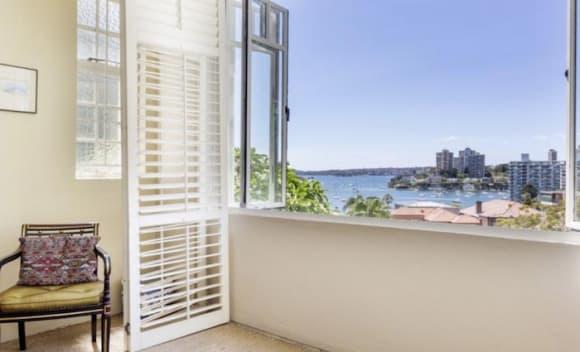 Kim Carew-Reid lists longheld Manar apartment in Potts Point