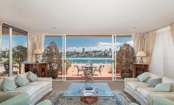 Meat wholesalers buy .5 million Point Piper apartment
