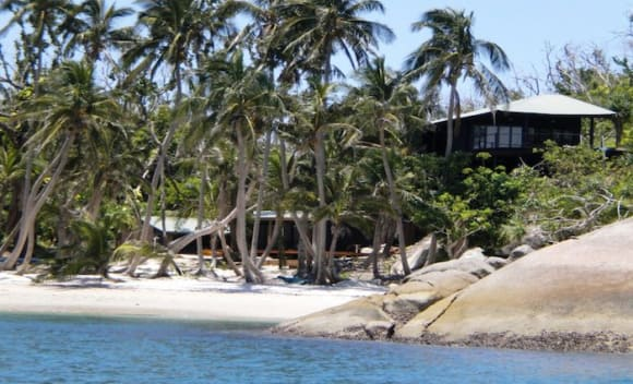 Bedarra Island hideaway listed through Ray White