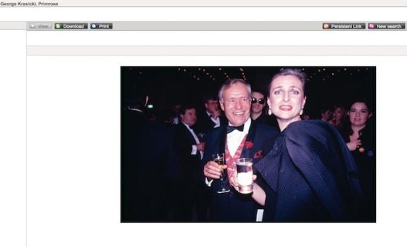 Former Melbourne commercial estate agent Count George Krasicki dies